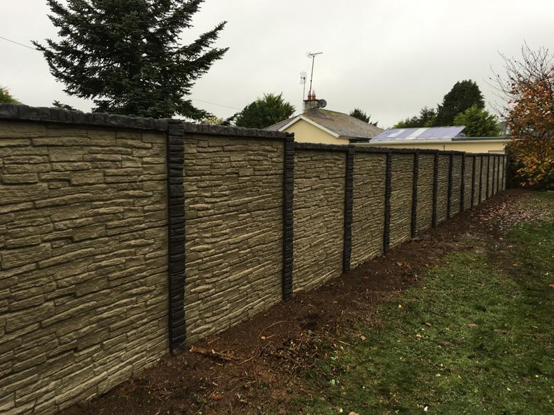 Garden sheds ireland fencing and garages wexford for Garden decking kildare