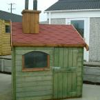 01 TnG Babyhouse Felt Shingle Roof